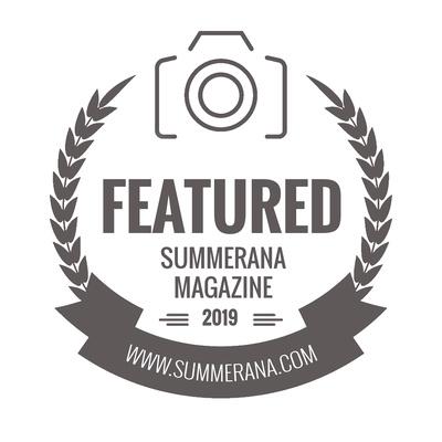 MJCollins photography and Summerana Magazine