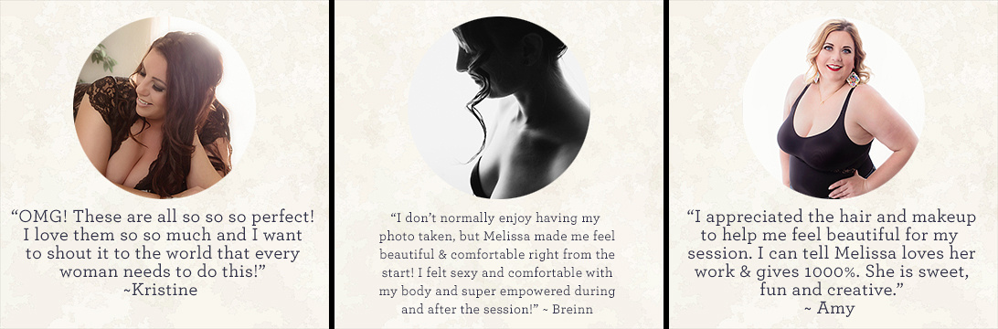 Boudoir Reviews with MJCollins Photography